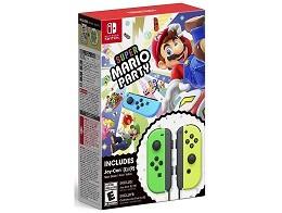 Super Mario Party Joy-Con Bundle NSW