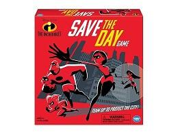 The Incredibles: Save The Day Juego de Mesa