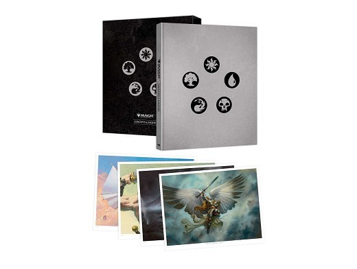 The Art of Magic: The Gathering (ING) Libro