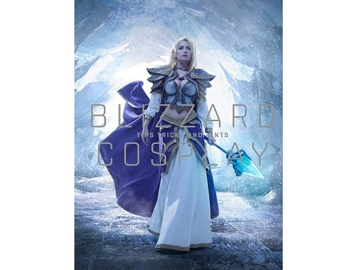 Blizzard Cosplay: Tips, Tricks & Hints (ING) Libro