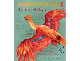 Harry Potter - A History of Magic (ING) Libro