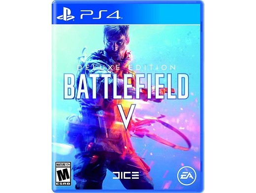 Battlefield V Deluxe Edition PS4