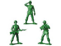 Figura UDF Toy Story - Green Armymen