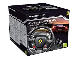 Volante Ferrari 458 Italia Thrustmaster PC XB360
