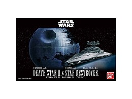 Model Kit Death Star II & Star Destroyer - SW
