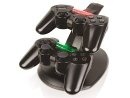 Base de Carga Energizer para 2 controles PS3