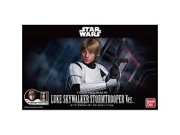 Model Kit Luke Skywalker Stormtrooper Ver. - SW