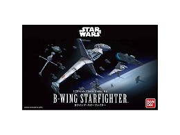 Model Kit B-Wing Starfighter - Star Wars