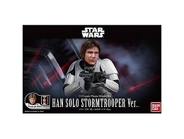 Model Kit Han Solo Stormtrooper Ver. - Star Wars
