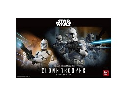 Model Kit Clone Trooper - Star Wars