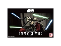 Model Kit General Grievous - Star Wars