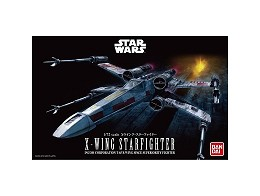 Model Kit X-Wing Star Fighter - Star Wars