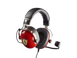 Headset Thrustmaster T.Racing Scuderia Ferrari PC