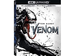 Venom 4K Blu-Ray USA