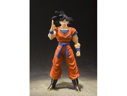 Figura Son Goku A Saiyan Raised On Earth DBZ