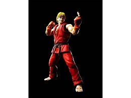 Figura Ken Masters Street Fighter S.H.Figuarts