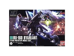 Model Kit Byarlant Z Gundam UC HG
