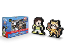Pixel Pals MvsC Rocket Raccoon vs. Chris Redfield
