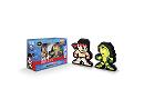 Pixel Pals MvsC Gamora vs. Ryu