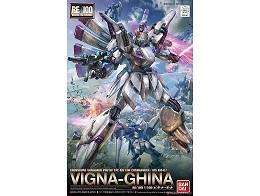 Model Kit Vigna-Ghina Gundam F91 RE /100