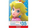 Tarjeta Prepago Nintendo eShop US$35 (DIGITAL)