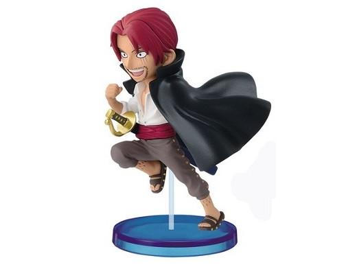 Figura One Piece WCF History Relay - Shanks