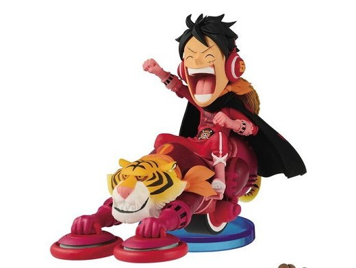 Figura One Piece WCF Mugiwara 56 - Luffy