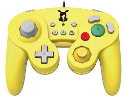 Control HORI Nintendo Battle Pad Pikachu NSW