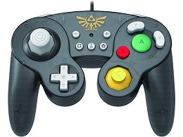 Control HORI Nintendo Battle Pad Zelda NSW