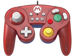 Control HORI Nintendo Battle Pad Mario NSW