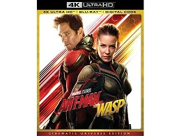 Ant-Man and The Wasp 4K Blu-ray