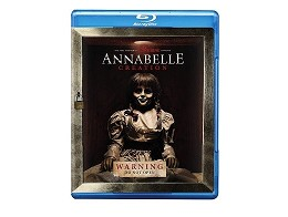 Annabelle: Creation Blu-ray