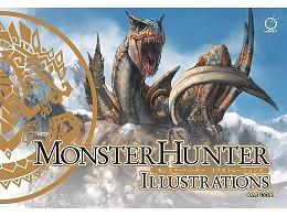 Monster Hunter Illustrations (ING) Libro