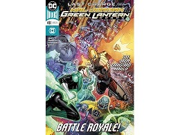 Hal Jordan and The Green L C #48 (ING/CB) Comic