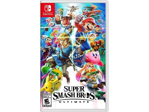 Super Smash Bros. Ultimate NSW