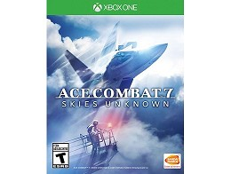 Ace Combat 7: Skies Unknown XBOX ONE Usado