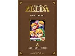 Legend of Zelda Legendary v5 Four S (ING/TP) Comic