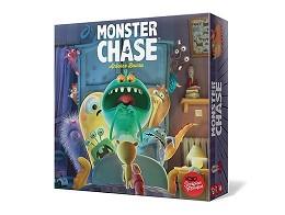 Monster Chase - Juego de mesa