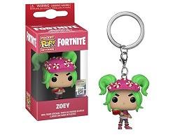 Llavero Pop! Fortnite - Zoey