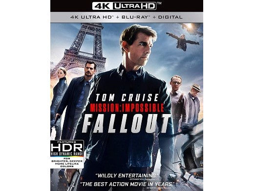 Mission: Impossible - Fallout 4K Blu-ray