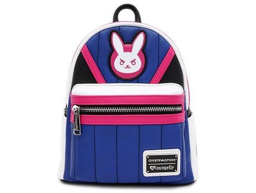 Mini Backpack Overwatch D.Va Loungefly