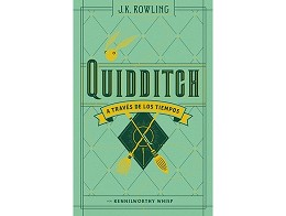 Quidditch a través de los tiempos (ESP) Libro