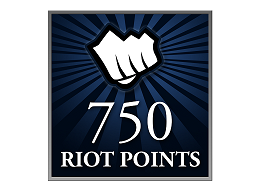 Recarga Riot Points LoL 750 RP (DIGITAL)