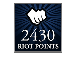 Recarga Riot Points LoL 2430 RP (DIGITAL)