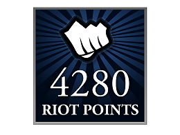 Recarga Riot Points LoL 4280 RP (DIGITAL)
