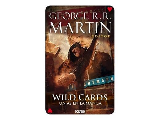 Wild Cards 6. Un as en la manga (ESP) Libro