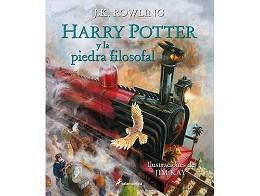 Harry Potter y la piedra filosofal Ilu (ESP) Libro