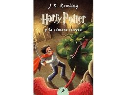 Harry Potter y la cámara secreta DB (ESP) Libro