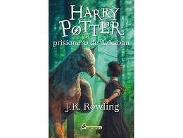 Harry Potter yel prisionero de Azkaban (ESP) Libro