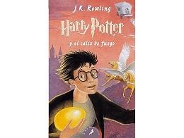 Harry Potter y el cáliz de fuego DB (ESP) Libro